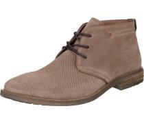 Freizeit Schuhe dunkelbeige