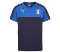 Figc Italien Tribute 2006 T-Shirt Kinder blau
