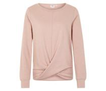 Pullover 'Objtwist' rosé