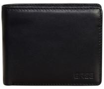 Pocket 112 Geldbörse Leder 115 cm schwarz