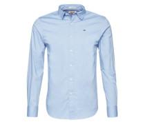 Hemd mit Kentkragen 'Original' hellblau