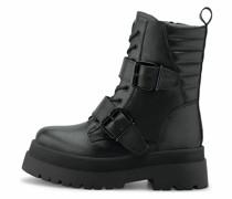 Boots Platform-Schnürstiefelette