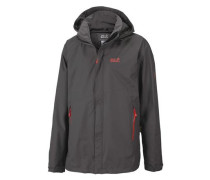 Supercell Texapore Outdoorjacke grau