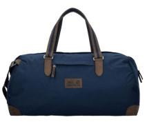 'Abbey Road 35' Reisetasche 54 cm dunkelblau / braun