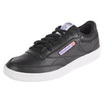 Leder-Sneaker 'Club C 85 SO' schwarz