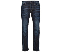 Regular fit Jeans Clark Original JOS 318 blau