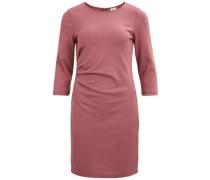 Kleid 3/4-Ärmel pink
