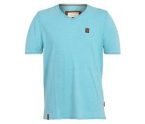 T-Shirt 'Schimpanski Viii' hellblau