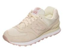 Sneaker 'wl574 seasonal' creme