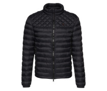 Steppjacke '4Seasons' schwarz