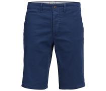 Chinoshorts 'graham Chino Shorts MID WW 202 Sts' blau