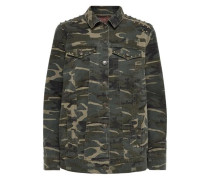 Jacke khaki / oliv
