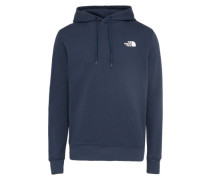 Sweatshirt 'M Seasonal Drew Peak Pullover Light' navy
