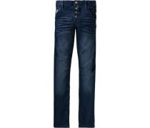 Jeans Nitross Regular/Slim für Jungen blau