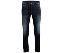 Slim Fit Jeans 'Simon Clay' blau
