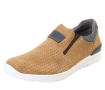 Sneaker 'Slip-On' braun