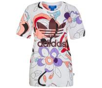 T-Shirt 'Rita Ora' weiß