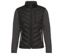Jacke mit Steppung schwarz
