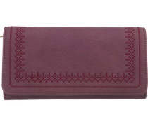 Geldbörse rotviolett