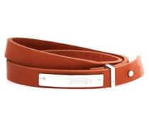 Armband Leder 'jpbr10299A220' braun