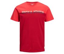 T-Shirt knallrot