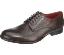 'Ford' Business Schuhe dunkelbraun