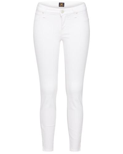 Jeans 'Scarlett Cropped' weiß