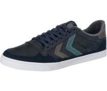 Slimmer Stadil Duo Oiled Low Sneakers blau