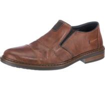 Weite Business Schuhe braun