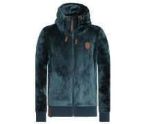 Male Zipped Jacket 'Birol Mack Iii' smaragd