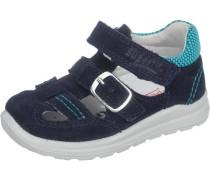 Kinder Sandalen WMS-Weite M4 blau / türkis