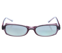 Sonnenbrille grau / lila