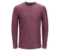 Klassisches Sweatshirt lila