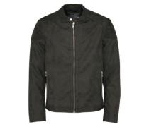 Coole Bikerjacke 'jorwest Biker Jacket' anthrazit