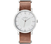Armbanduhr »5416903« braun