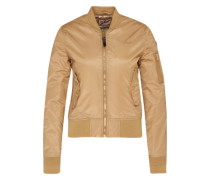 Bomberjacket gold