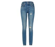 Skinny Jeans '501 Skinny Altered' blue denim