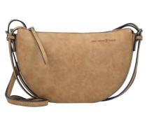 'Layla' Handtasche 29 cm hellbraun