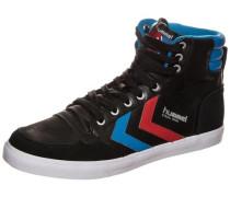 Stadil High Sneaker schwarz