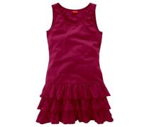 Kleid rubinrot / karminrot