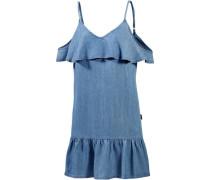 Jeanskleid Damen himmelblau