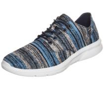 Iso 2 Italian Weave Sneaker Herren blau