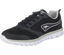 K-March Sneakers schwarz / weiß