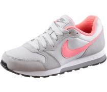 Sneaker 'MD Runner' hellgrau / lachs