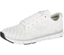 K-Blue Run Sneakers weiß