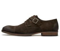 Elegante Wildleder-Schuhe braun
