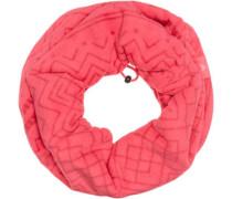 'cascade' Loop Damen pink