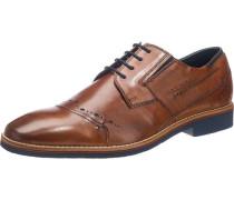 Business-Schuhe braun / rostbraun