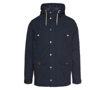 Jacke 'Heavy' navy
