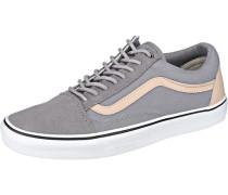 Low Sneaker 'Old Skool' nude / grau